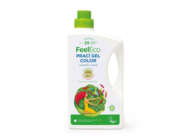 Feel eco – Prací gel color