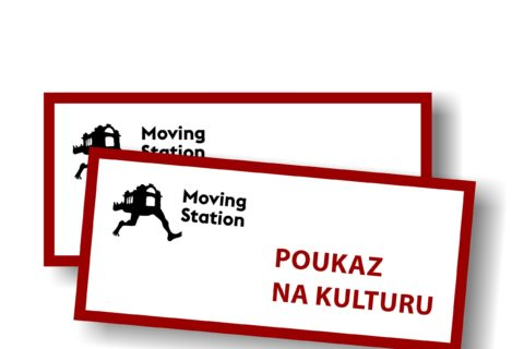 Poukazy na kulturu Moving Station